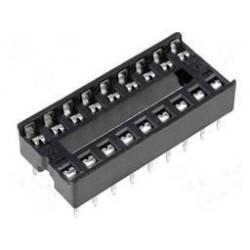 Soclu circuit integrat 18 pini