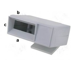 Carcasa pt. echipamente cu ecran 89x59x34