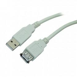 Cablu USB tata A - USB mama A 1.5m