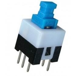Microintrerupator 7x7mm cu retinere