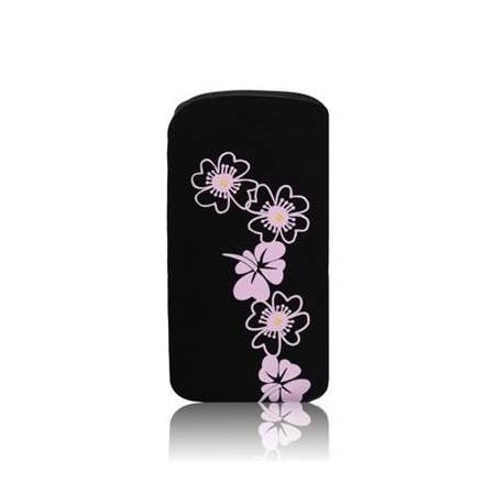Husa ChicPocket UltraSlim Daisy Sam. i9100/ HTC Desire