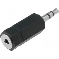 Adaptor jack 3.5mm mama la jack 2.5mm tata