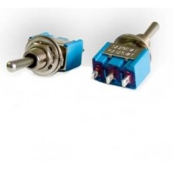 Microintrerupator 3P ON-OFF-ON