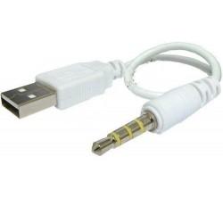 Cablu adaptor USB - jack tata 2.5mm - 4 contacte