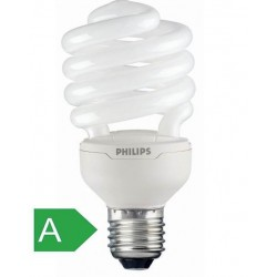 Bec economic alb cald 23W PHILIPS TWISTER