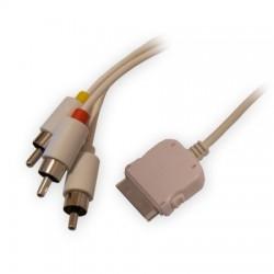 Cablu IPOD - 3RCA