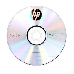 DVD-R HP 4.7Gb 16x