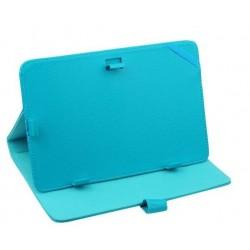 Husa universala tableta 10 inch albastra Blun