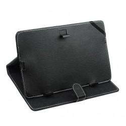 Husa universala tableta 10 inch neagra Blun