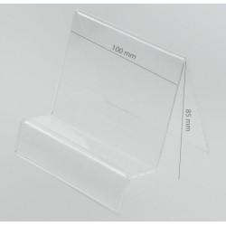 Suport expunere Plexi telefon mobil/tableta