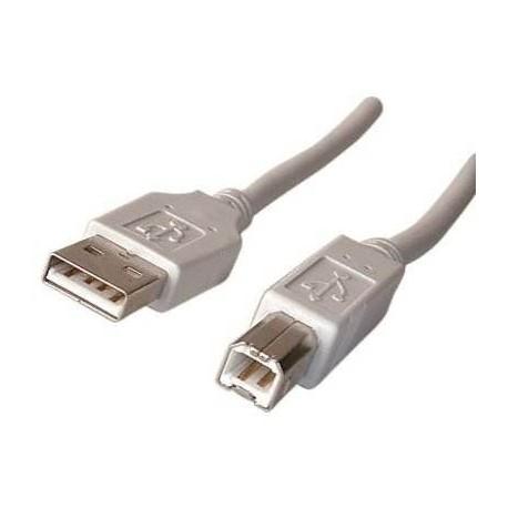 Cablu imprimanta USB A-B 2.5m usb 2.0