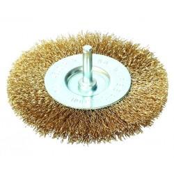 Perie sarma circulara cu tija de 50mm