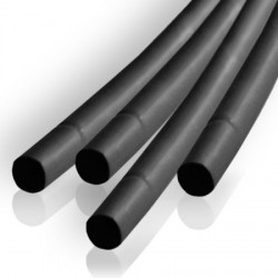 Tub termocontractabil 7mm/1m negru