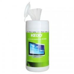 Set 100 servetele umede curatare ecran