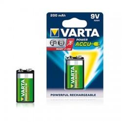 Acumulator 9V 200mah Varta