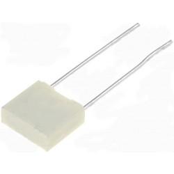 Condensator poliester 150nf /63V
