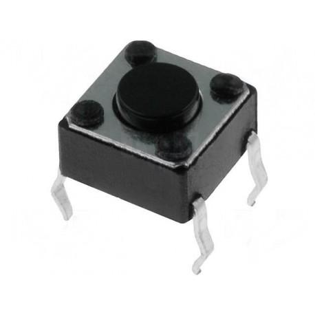 Microintrerupator 6x6x4.3mm