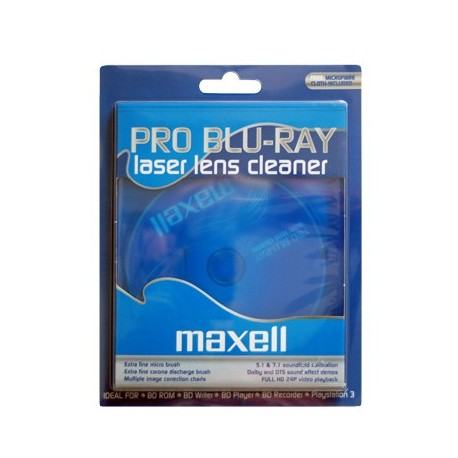 Cleaner Blu-ray Maxell