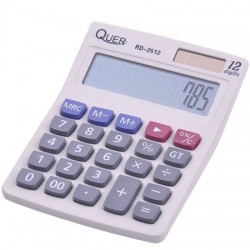 Calculator 12digits Quer