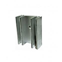 Radiator aluminiu 23x10x28 mm