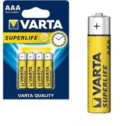 Baterie R3 Varta superlife