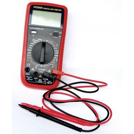 Multimetru digital DT9205