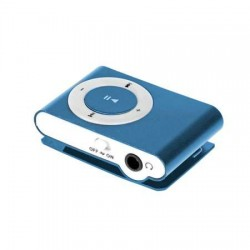 MP3 Player albastru Quer