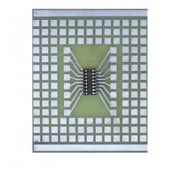 Placa de test cu un soclu DIL 16 pini 90 x 110mm