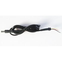 Cablu alimentare cu ferita DC 7.4x5.0mm lungime 1.2m