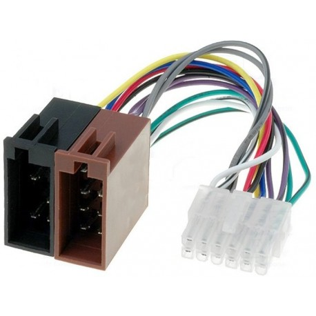 Conector auto ISO Pioneer 12 pini
