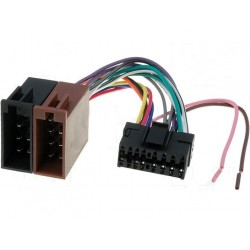 Conector auto ISO Sony16 pini