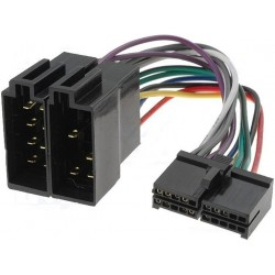 Conector auto ISO Prology 20pini