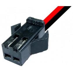 Cablu cu mufa 2 pini mama