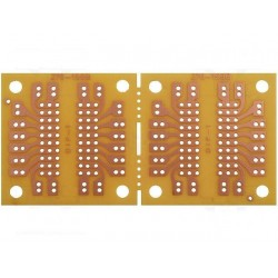 Placa de test DIP 45x91mm