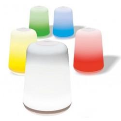 Lampa cu led de birou si lanterna