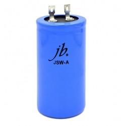 Condensator pornire motor 150uF 275V JB