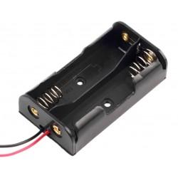 Suport baterii 2xR3 cu fire