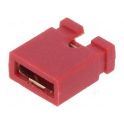 Conector jumper rosu
