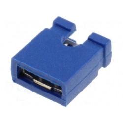 Conector jumper albastru