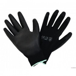 Manusi protectie Senzor negre 10 XL