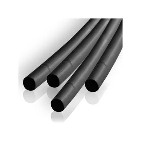 Tub termocontractabil 8mm/1m negru