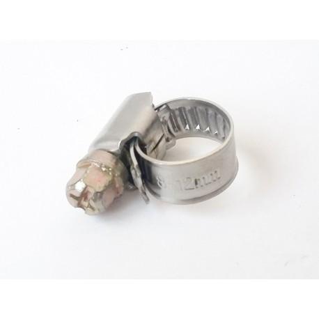 Colier inox 8-12mm
