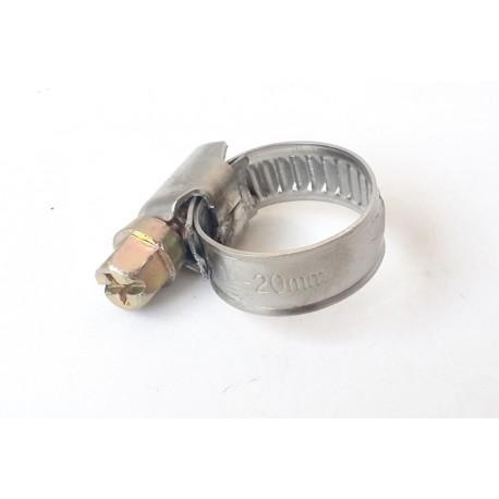 Colier inox 12-20mm