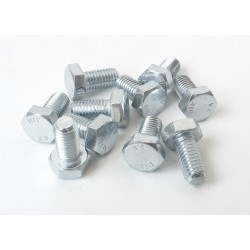 Surub M8x16mm cap hexagonal set 10buc.