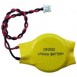 Baterie CR2032 mufa 2pini mama