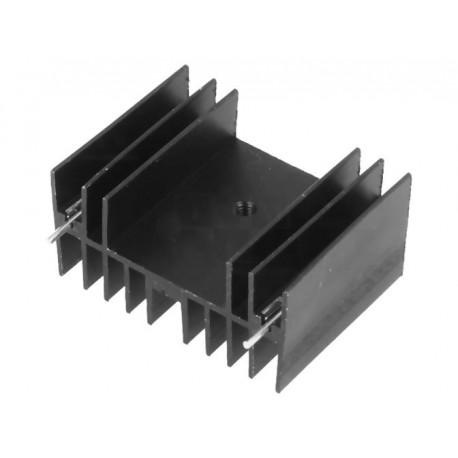 Radiator aluminiu 30x40x20mm