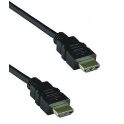 Cablu HDMI - HDMI V1.4 3D, lungime 2.5m