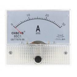 Ampermetru analogic 30A curent continuu