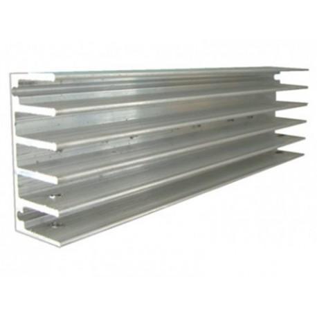 Radiator aluminiu 140x41x19mm