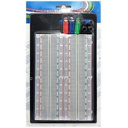 Placa test tip Breadboard 164x54x9mm